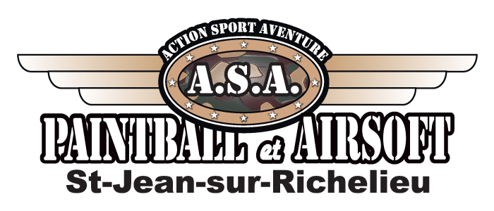 Logo ASA Paintball & Airsoft